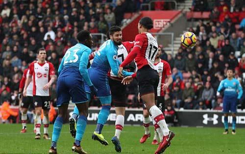 Chi tiết Southampton - Arsenal: Bàn thắng vỡ òa (KT) - 7