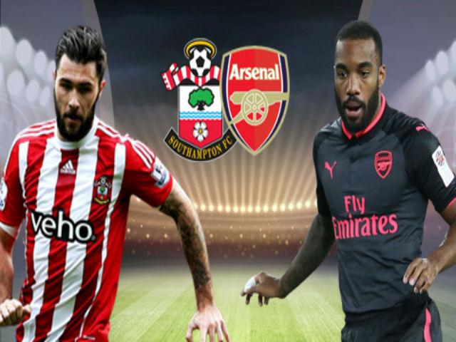 Chi tiết Southampton - Arsenal: Bàn thắng vỡ òa (KT) - 9