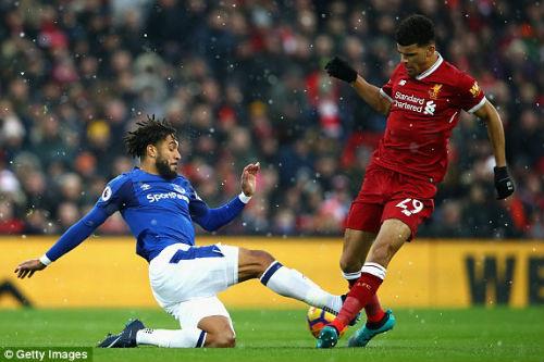 Chi tiết Liverpool - Everton: Căng mình giữ thành quả (KT) - 3
