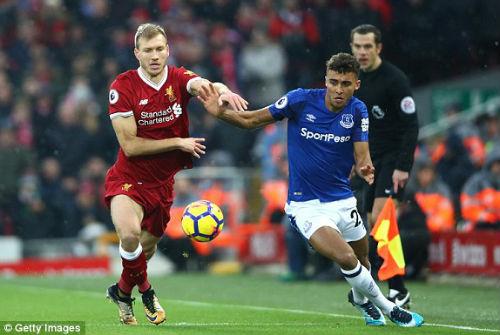 Chi tiết Liverpool - Everton: Căng mình giữ thành quả (KT) - 4