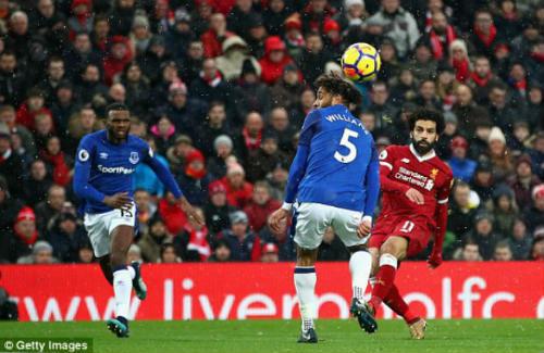 Chi tiết Liverpool - Everton: Căng mình giữ thành quả (KT) - 7
