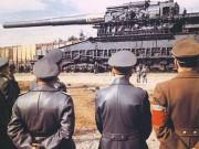 Siêu pháo quái vật 1.500 tấn, to như khủng long của Hitler