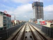"""Đường sắt Cát Linh-Hà Đông  """" quá tam ba bận """"  chậm tiến độ thêm gần 1 năm"""