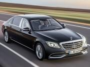 Mercedes S-Class 2018 ở Việt Nam có giá từ 4,2 tỷ đồng