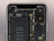 iPhone X 2018 sẽ có pin tăng lên 10%, mạnh mẽ hơn với thiết 1 cell chữ L