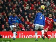Chi tiết Liverpool - Everton: Căng mình giữ thành quả (KT)