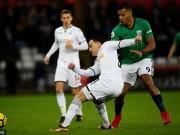 Swansea - West Brom: Cựu sao Man City ra đòn kết liễu