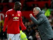 Kinh điển MU - Man City: Mourinho  phù phép  Lukaku, ác mộng Guardiola