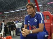 Tin HOT bóng đá tối 10/12: Conte thừa nhận Chelsea hết cửa vô địch