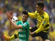 """Dortmund - Werder Bremen:  """" Người dơi """"  tỏa sáng, kết cục thảm khốc"""