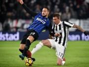 Juventus - Inter Milan: Đôi công nghẹt thở phút cuối