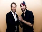Tin thể thao HOT 10/12: Nadal  đánh cặp  Enrique Iglesias