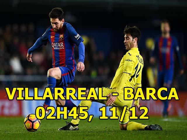 """Chi tiết Villarreal - Barcelona: Messi """"nổ súng"""" (KT) - 5"""
