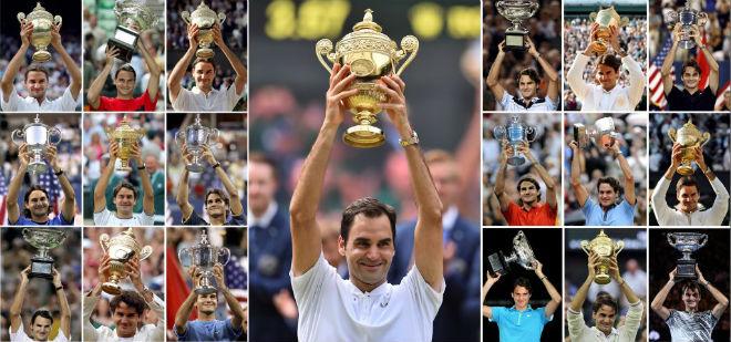 """VUA tennis Roger Federer: Thiên tài vẫn phải... """"ăn rùa"""" - 1"""