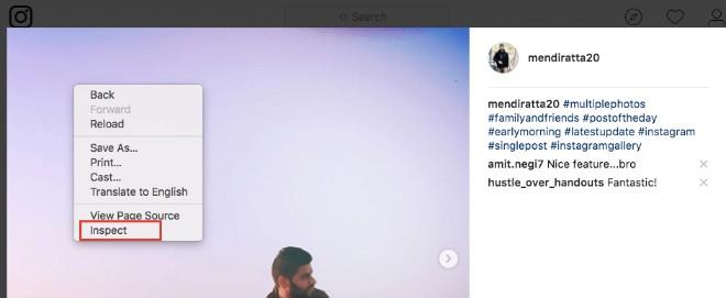 Mẹo nhỏ nhưng cực hay cho ai thích tải ảnh từ Instagram - 1