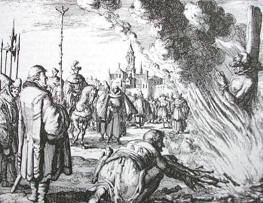 Những thiên tài thời Trung Cổ bị hành hình dã man - 1