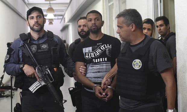 Huy động 3.000 cảnh sát để bắt giữ 1 trùm ma túy Brazil - 1