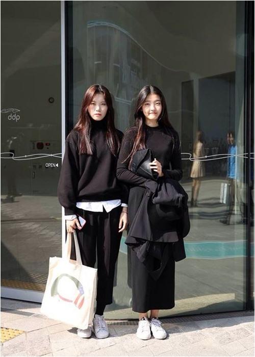 Đầu đông, con gái Hàn mặc style thể thao cực đẹp - 8