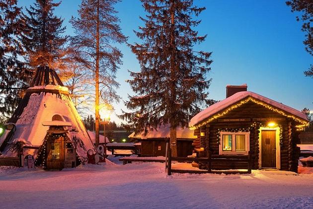 Không khí nóng rực tại 7 thành phố lộng lẫy nhất dịp Giáng sinh - 3