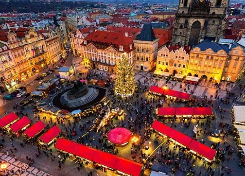 Không khí nóng rực tại 7 thành phố lộng lẫy nhất dịp Giáng sinh - 6
