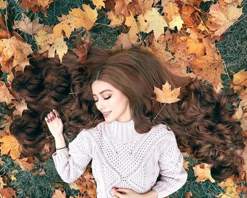 """Ngây ngất với các nàng """"công chúa tóc mây"""" xinh như mộng đời thực - 9"""