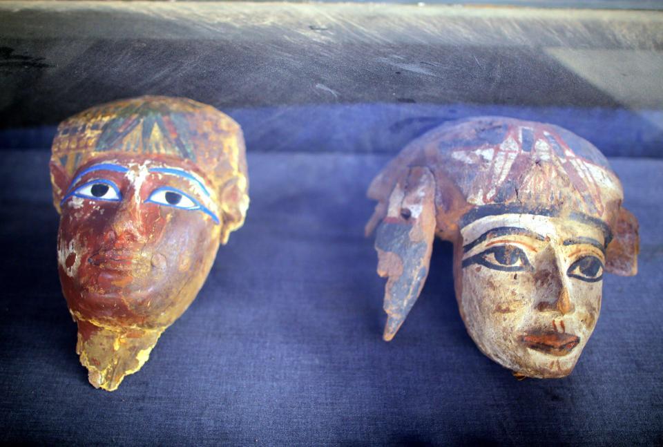 """Phát hiện xác ướp Ai Cập 3.500 năm """"gần như hoàn hảo"""" - 4"""