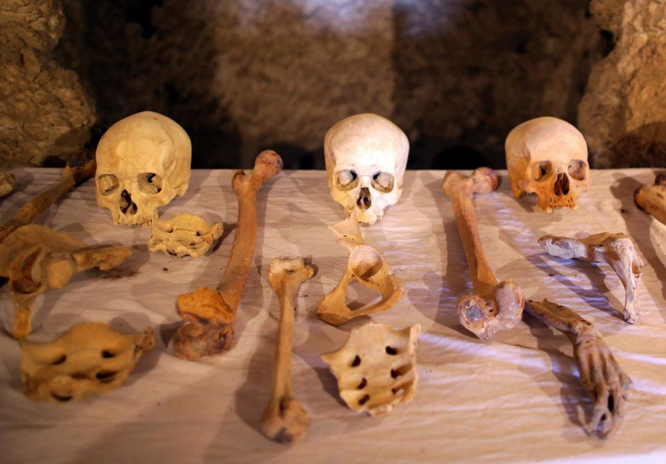 """Phát hiện xác ướp Ai Cập 3.500 năm """"gần như hoàn hảo"""" - 3"""