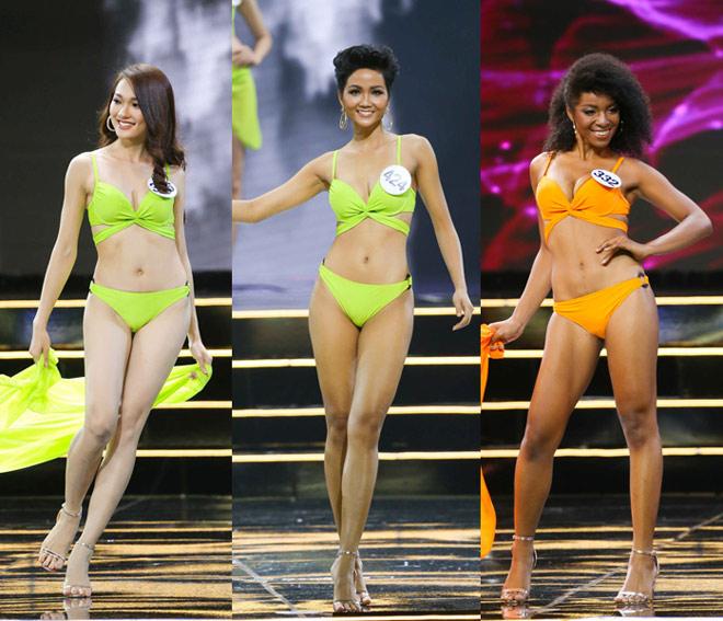Lộ diện 3 cô gái đẹp, giỏi, có thể đăng quang Hoa hậu Hoàn vũ VN - 11