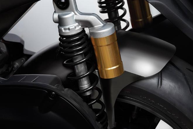 Yamaha NVX 155 ABS thêm màu mới, giá tăng nhẹ - 2