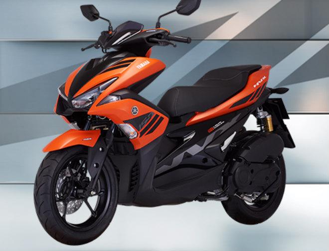 Yamaha NVX 155 ABS thêm màu mới, giá tăng nhẹ - 1