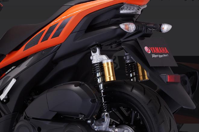 Yamaha NVX 155 ABS thêm màu mới, giá tăng nhẹ - 5