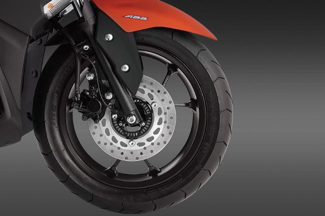 Yamaha NVX 155 ABS thêm màu mới, giá tăng nhẹ - 4
