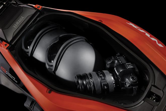 Yamaha NVX 155 ABS thêm màu mới, giá tăng nhẹ - 6