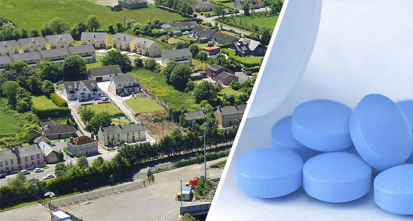 Mùi lạ từ nhà máy Viagra khiến dân làng Ireland rạo rực? - 1