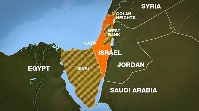 Cuộc chiến 6 ngày Israel đánh tan liên minh Ả Rập hùng mạnh - 3