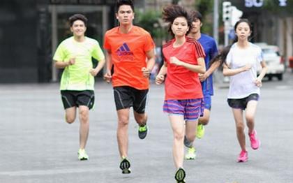 Nghề mới tại Trung Quốc: Chạy bộ cùng người lạ - 1