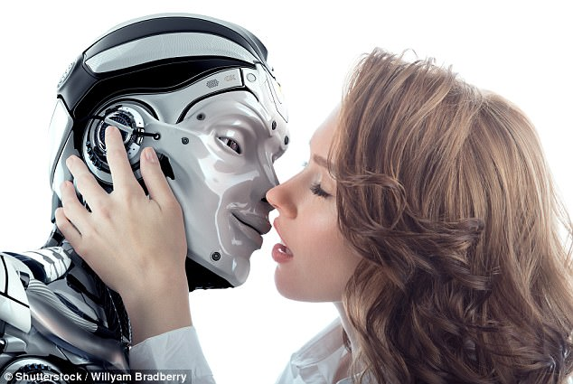 Sốc với số người muốn hẹn hò với robot đẹp tuyệt trần - 1