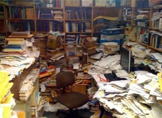 Những văn phòng làm việc kỳ dị khắp thế giới - 7
