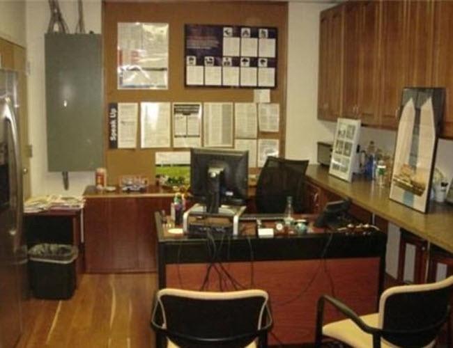 Những văn phòng làm việc kỳ dị khắp thế giới - 9