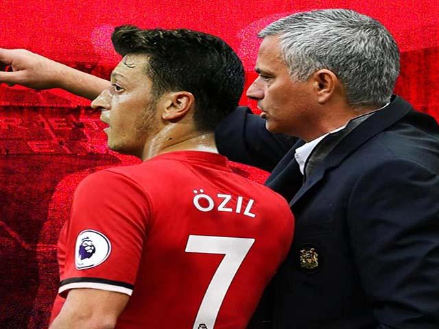 Chuyển nhượng MU: Mourinho cầu viện Ozil và Bale cứu nguy