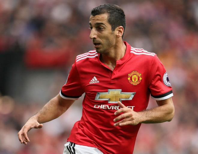 """Chuyển nhượng MU: Mkhitaryan """"bật"""" Mourinho, Tottenham tranh Bale - 1"""