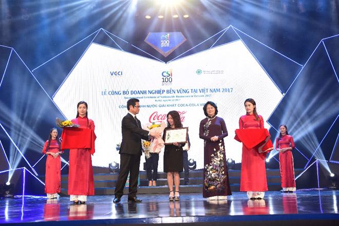 Coca-Cola – Doanh nghiệp phát triển bền vững cùng nền kinh tế - xã hội Việt Nam - 1