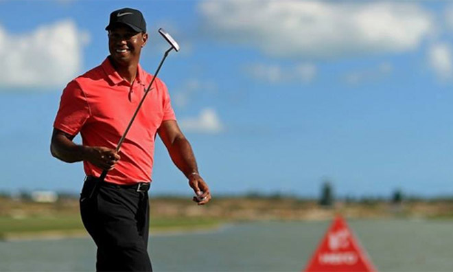 Golf 24/7: Mỹ nhân trổ biệt tài khó tin, fan lác mắt - 2