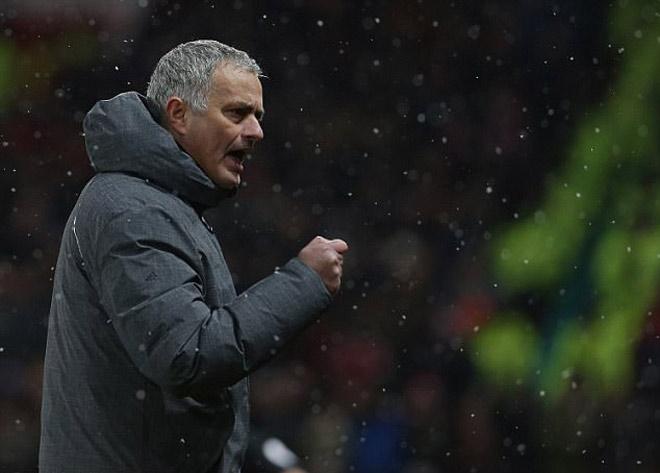 MU - Mourinho: Ngoại hạng Anh hết cửa, Cúp C1 quá tầm, mùa giải kết thúc? - 1