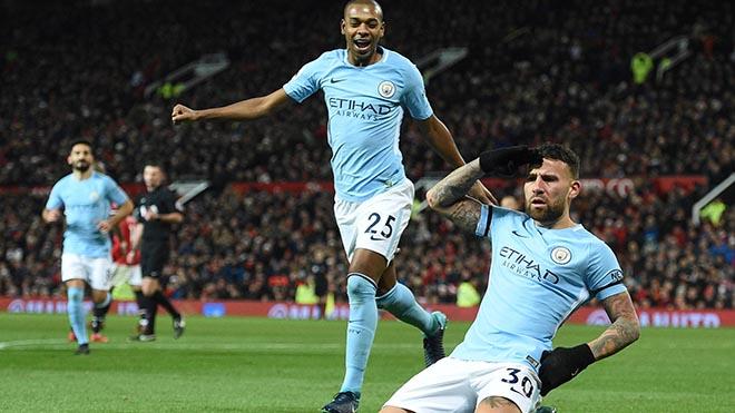 """Ngoại hạng Anh trước vòng 17: Man City """"dưỡng quân"""", MU sức bật thế đường cùng - 1"""