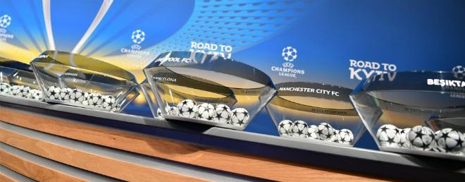 Bốc thăm vòng 1/8 cúp C1: MU gặp may, Real gặp PSG, Chelsea tử chiến Barca - 2