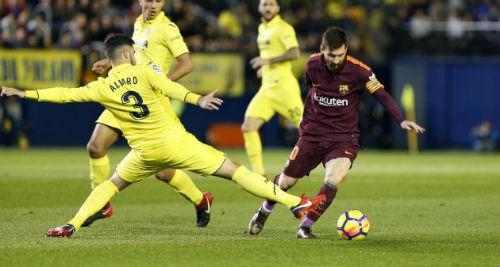 """Chi tiết Villarreal - Barcelona: Messi """"nổ súng"""" (KT) - 4"""