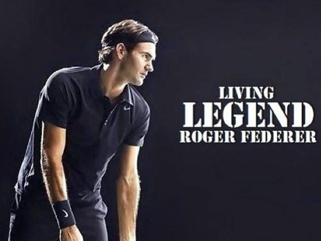 """VUA tennis Roger Federer: Thiên tài vẫn phải... """"ăn rùa"""""""