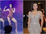 Thu Minh, Mỹ Tâm, Bảo Anh... thi nhau sexy trong đêm lạnh tê tái
