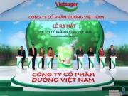 Vinamilk chính thức bước chân vào ngành mía đường Việt Nam